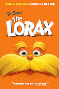 Dr Seuss' The Lorax poster & wallpaper