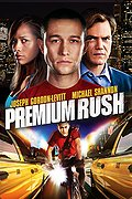 Premium Rush poster & wallpaper