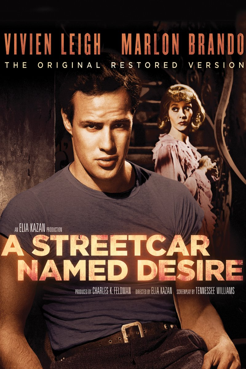 destructive desires in a streetcar named desire a play by tennessee williams A streetcar named desire is a 1951 film adaptation of a play written by tennessee williams in 1947 he states that blanche travels in a streetcar in a route called desire this portrays her desires in high levels and deep sensation the sister.