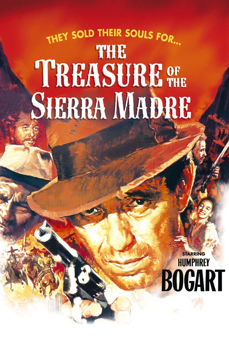 a movie review about the treasure of the sierra madre The treasure of the sierra madre is a 1948 american dramatic adventurous neo-western written and directed by john huston it is a feature film adaptation of.