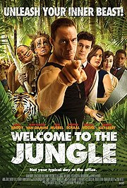 Welcome to the Jungle (2013) Poster