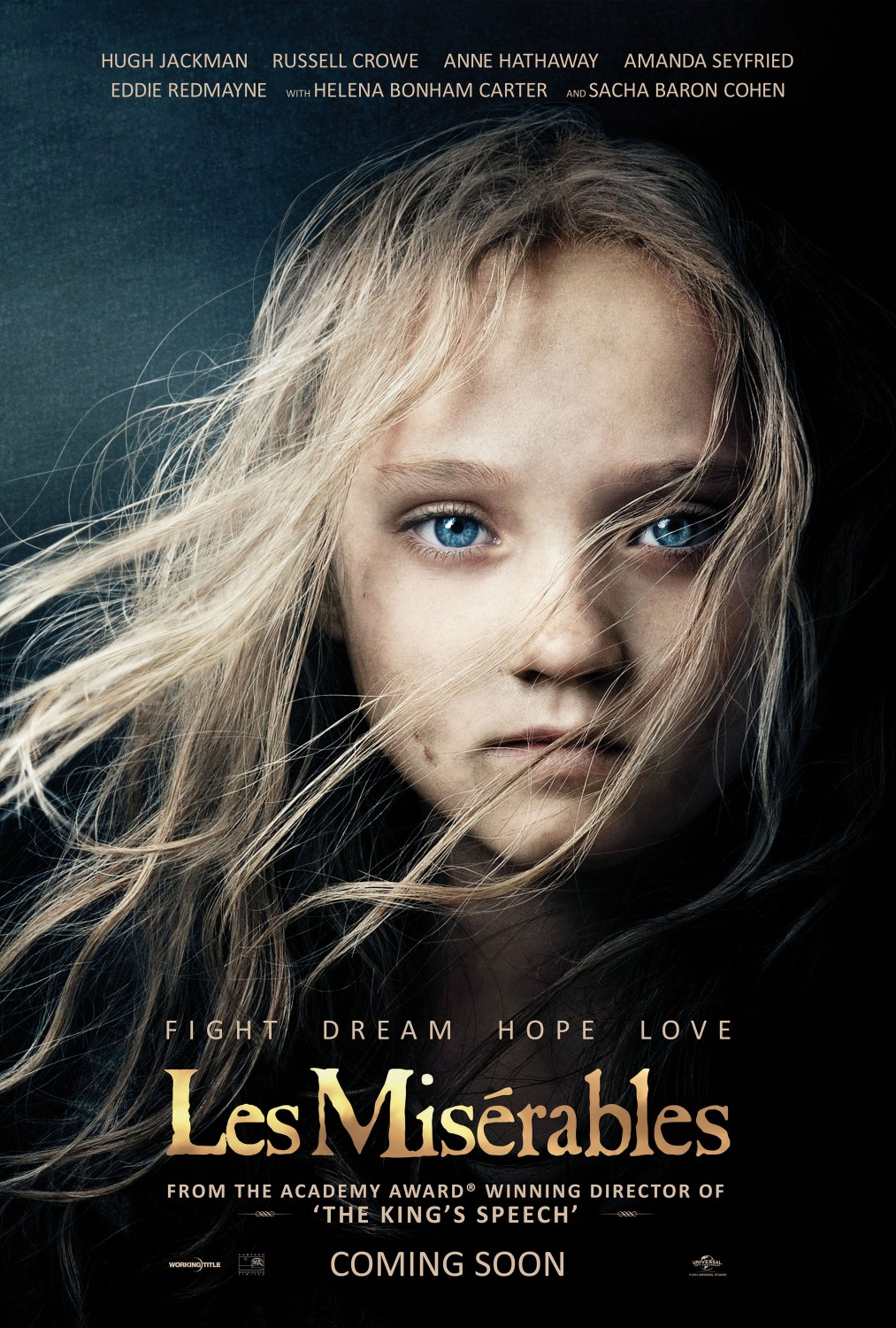 Les Miserables (2012) logo