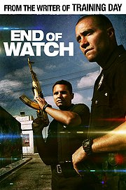 Poster End of Watch 2012