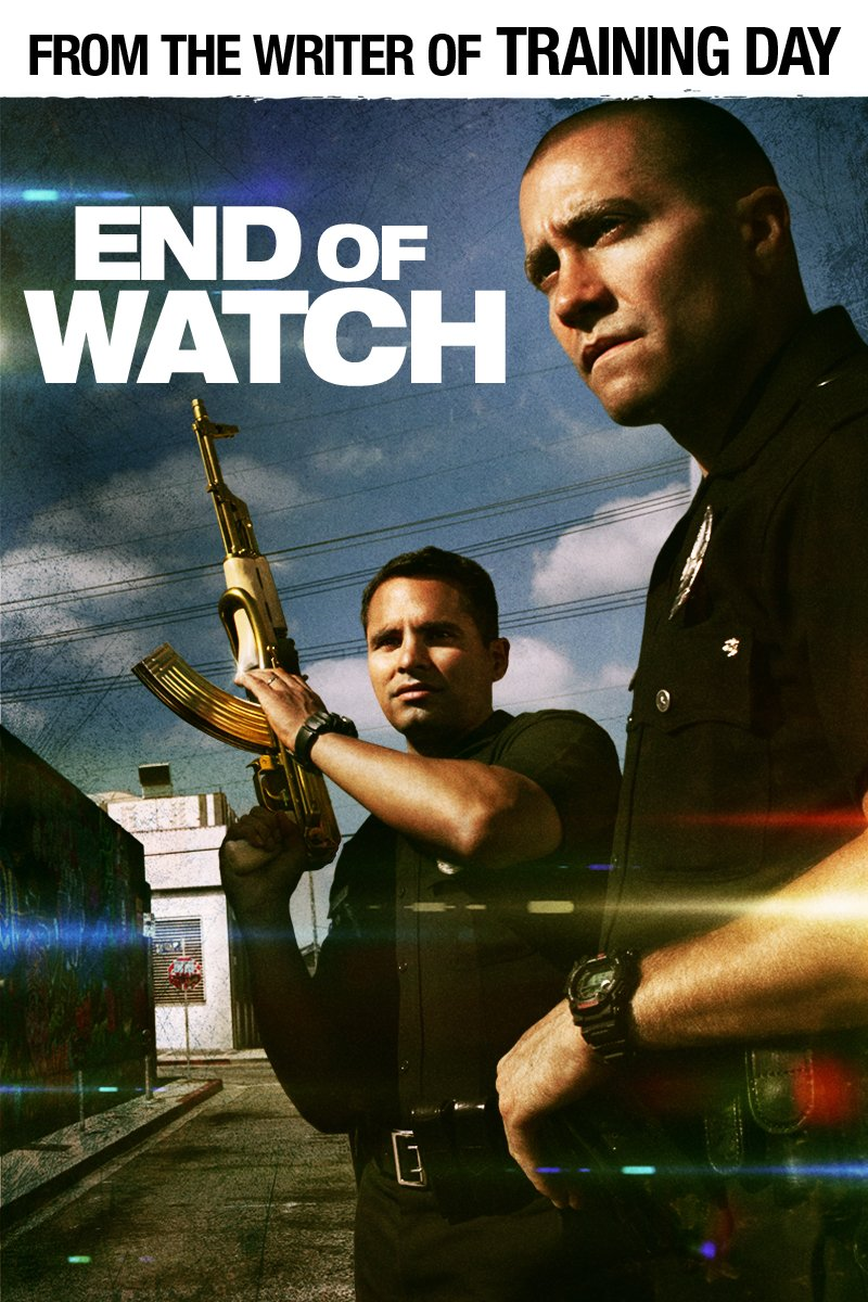 Poster del film End of Watch - Tolleranza Zero