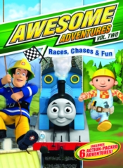 Awesome Adventures Vol Two: Races, Chases & Fun