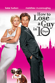 How to Lose a Guy in 10 Days film poster