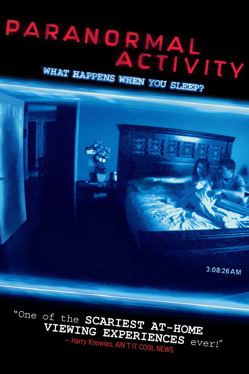 paranormal activity cast - photo #38