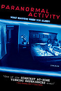 Paranormal Activity poster & wallpaper