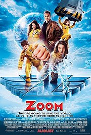 Zoom (2006) Action | Adventure | Sci-Fi