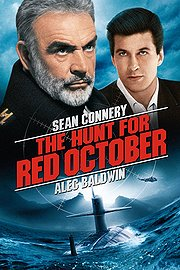 The Hunt for Red October poster