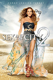 Sex and the City 2 film poster
