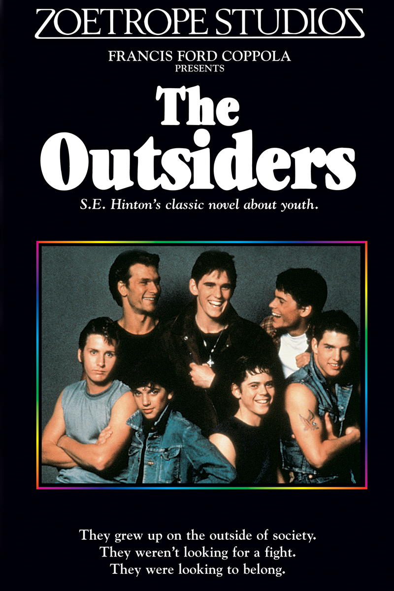 the outsiders ponyboy Ponyboy curtis character timeline in the outsiders the timeline below shows where the character ponyboy curtis appears in the outsiders  the colored dots and icons indicate which themes are associated with that appearance.