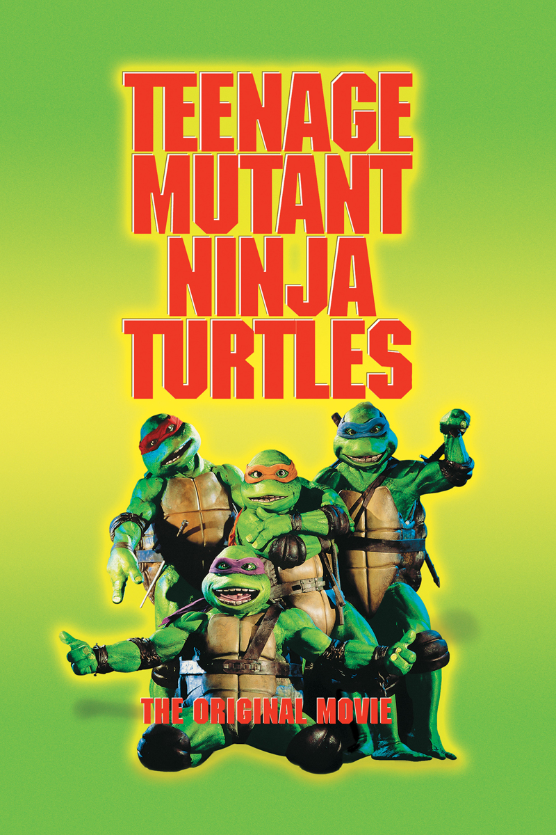 Teenage Mutant Ninja Turtles The Movie 1990 Rotten