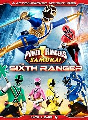 Power Rangers Samurai: The Sixth Ranger Vol. 4
