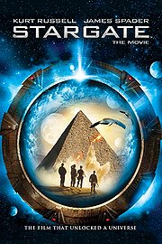 Stargate (BLURAY) Science Fiction, Adventure, Action