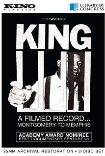 King: A Filmed Record Montgomery To Memphis