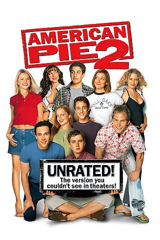 American Pie 2 (Domestic Unrated)