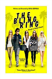 The Bling Ring poster Emma Watson Nicki