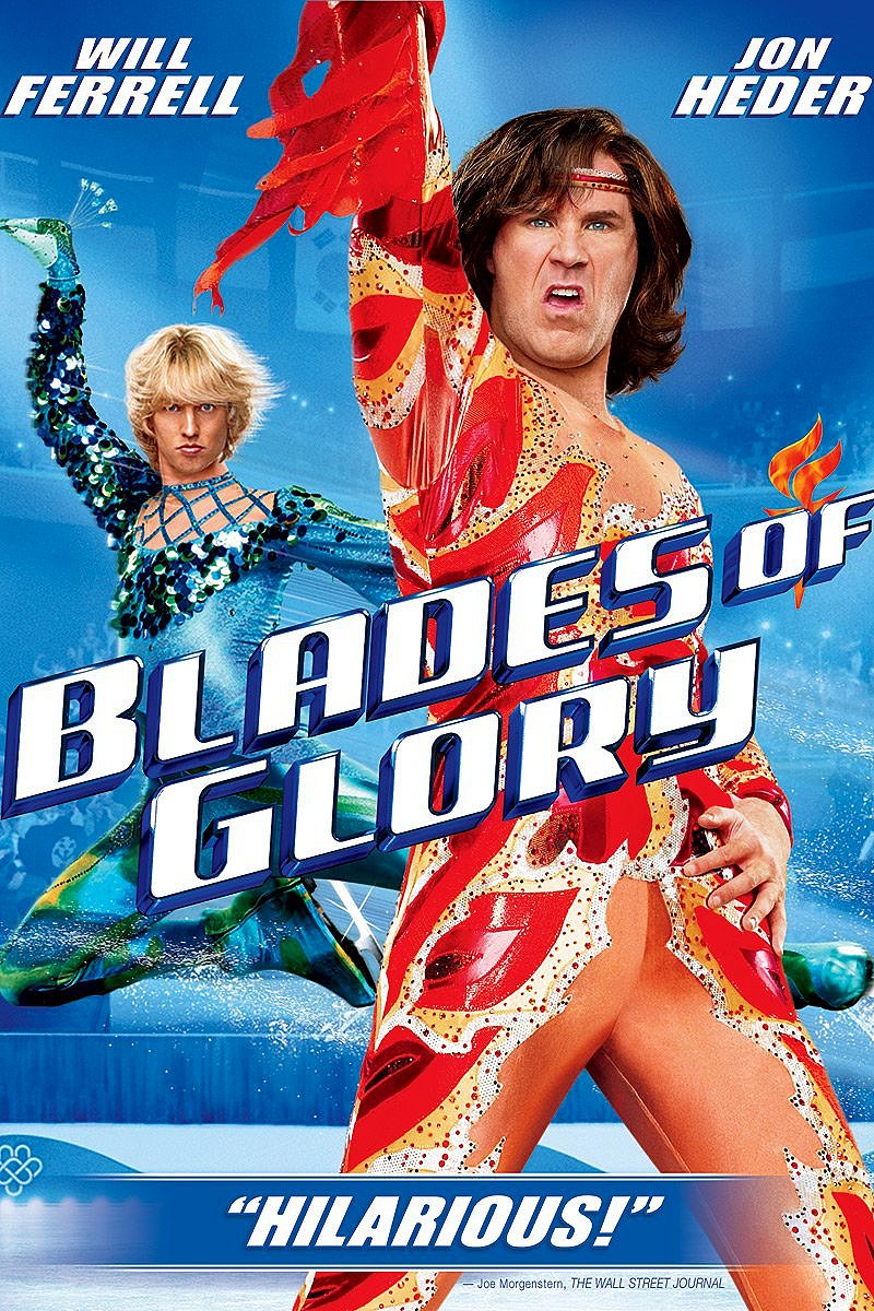 Blades of Glory – DVD Review | Inside Pulse