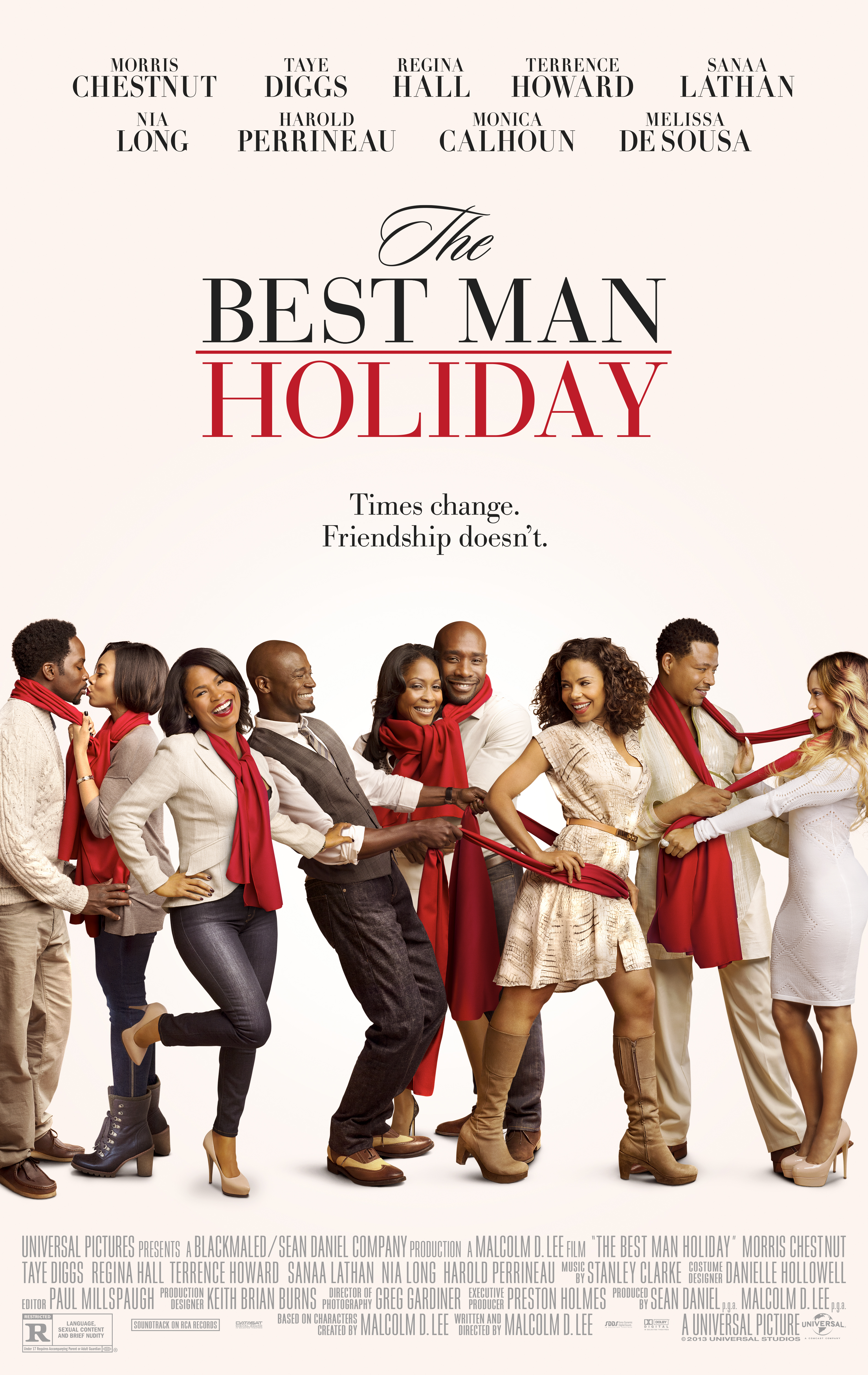 THE BEST MAN HOLIDAY (R)