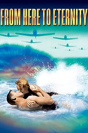 From Here to Eternity poster Burt Lancaster Sgt. Milton Warden