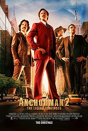 Watch Anchorman 2: The Legend Continues Online Full Movie