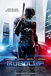 Poster RoboCop Movie