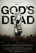 Poster for God's Not Dead
