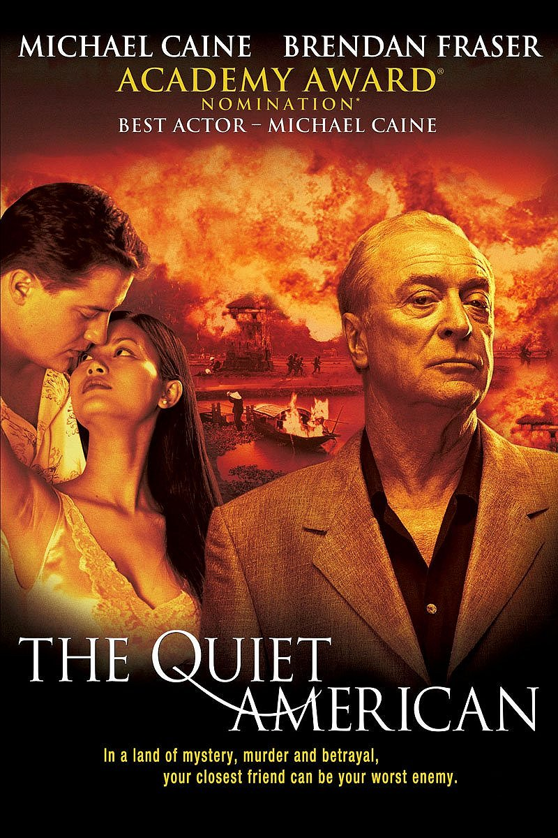 the quiet american The quiet american (2002) trivia on imdb: cameos, mistakes, spoilers and more.