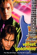 Velvet Goldmine poster & wallpaper