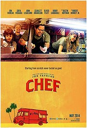 Chef (2014) COMEDY (DVD)  Robert Downey Jr