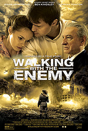 Walking With The Enemy poster Jonas Armstrong Elek Cohen