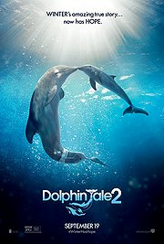 Dolphin Tale 2 (2014) NEW in Theaters (HDC) Latino