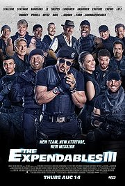 The Expendables 3 (2014) Action (HD)