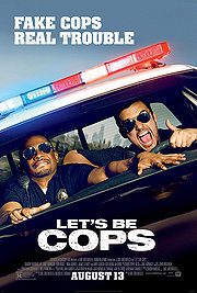 Let's Be Cops (2014) Action | Comedy (HDC) English audio