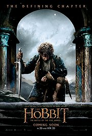The Hobbit: The Battle of the Five Armies (2014) Adventure (DVDScr) added
