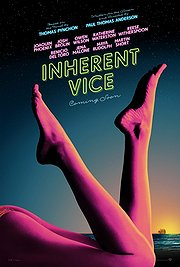 Inherent Vice (2015) New In Theaters (DVD) Comedy | Crime * Joaquin Phoenix