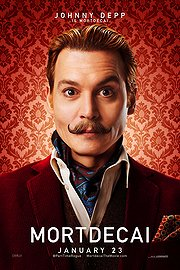 Mortdecai (2015)  Action | Comedy * Johnny Depp