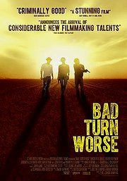 Bad Turn Worse (2014) Crime | Thriller (HD) Theater PreRLS