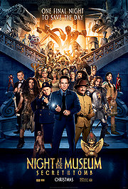 Night at the Museum: Secret of the Tomb (2014)  Comedy (TELESYNC)