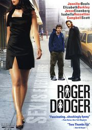 Roger Dodger Poster