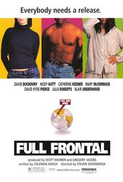 Full Frontal Poster