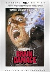 Brain Damage Poster