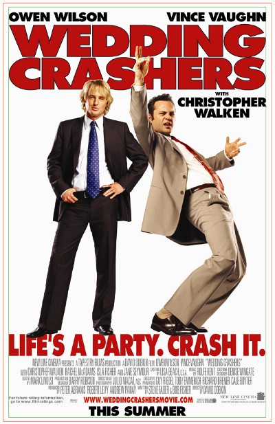 Poster del film 2 Single a nozze - Wedding crashers