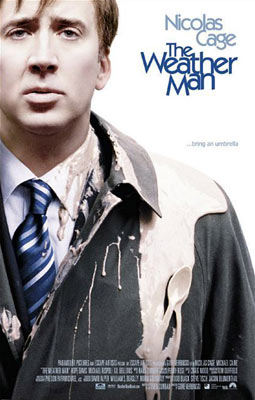 Poster del film The Weather Man - L'uomo delle previsioni