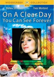 On a Clear Day You Can See Forever Poster