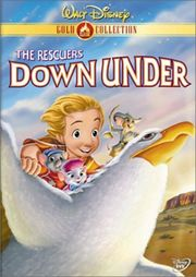 The Rescuers Down Under (1990)