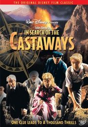 In Search of the Castaways Poster