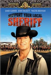 Watch Support Your Local Sheriff! (1969/) Movie Online Stream for Free