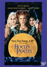 Hocus Pocus Poster